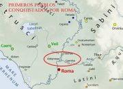 expansión romana
