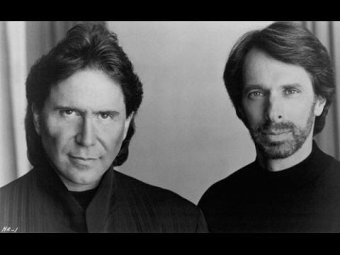 Don Simpson y Jerry Bruckheimer