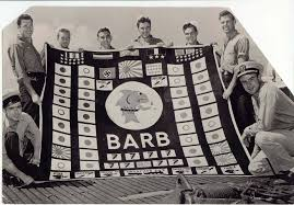 USS Barb insignia