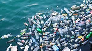 El plástico contamina