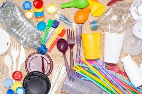 Usos del plástico